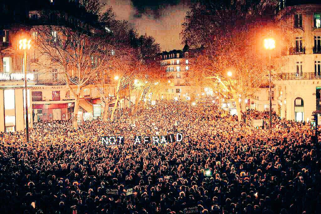 Paris, City of  Light #CharlieHebdo http://t.co/K3CJqCnxGs