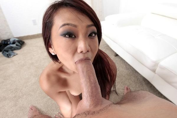 Hot Asian Sucking Cock 49