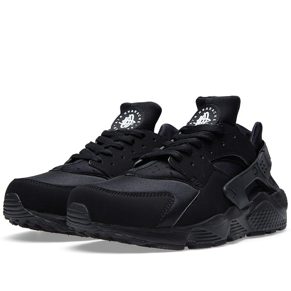 best loved d19e9 e0f3f ... Nike Air Huarache  Triple Black   http   www.endclothing.co.uk catalog product view id 243176 s nike-air- huarache-triple-black-318429-003 category 241  ...