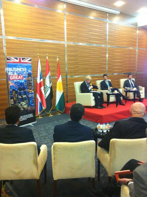 W/DPM @Qubadjt at business forum on our partnership #KurdistanRegion - 2009 only 3 UK companies, 120 today & growing http://t.co/9dwpW9sW2J