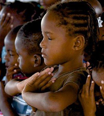 Oración misionera