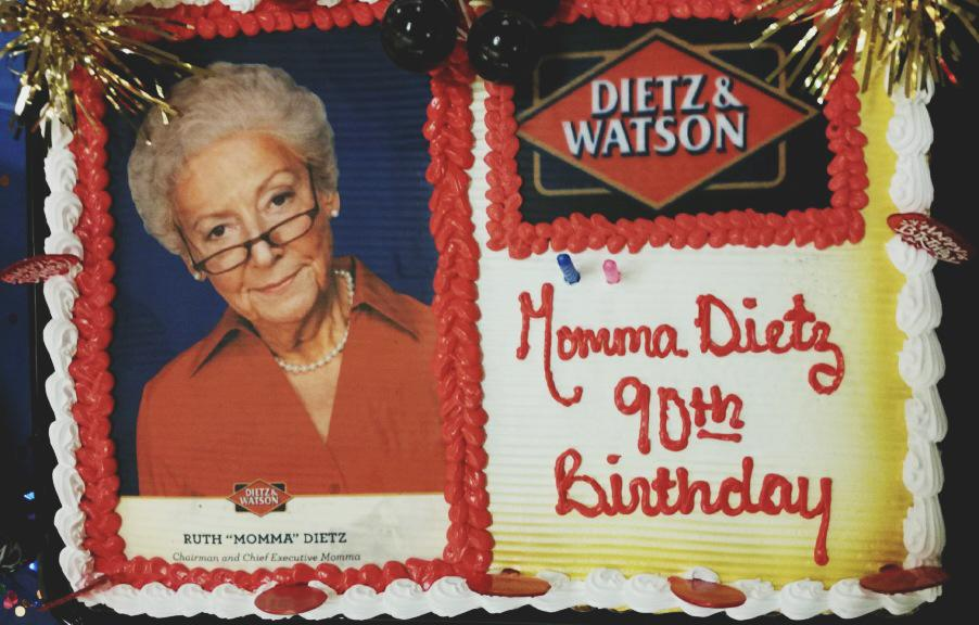 Fabulous Dietz Watson On Twitter Our Friends At Pathmark Are Funny Birthday Cards Online Chimdamsfinfo