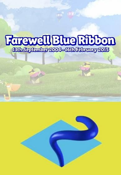 Farewell Blue Ribbon