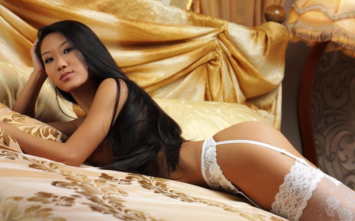 эротические фото китаянок в чулках