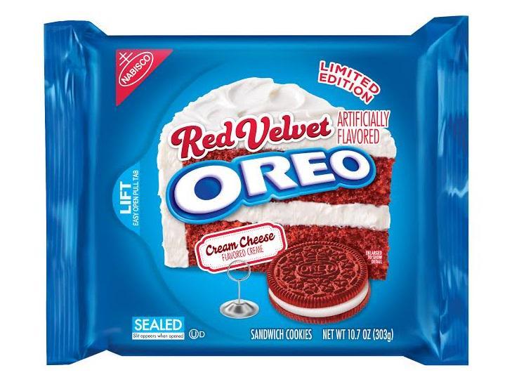 I'm in RT @KTNV Yes. Oreo introducing Red Velvet Oreo cookie in February http://t.co/KcZzBalfcE http://t.co/osXPuBAwum