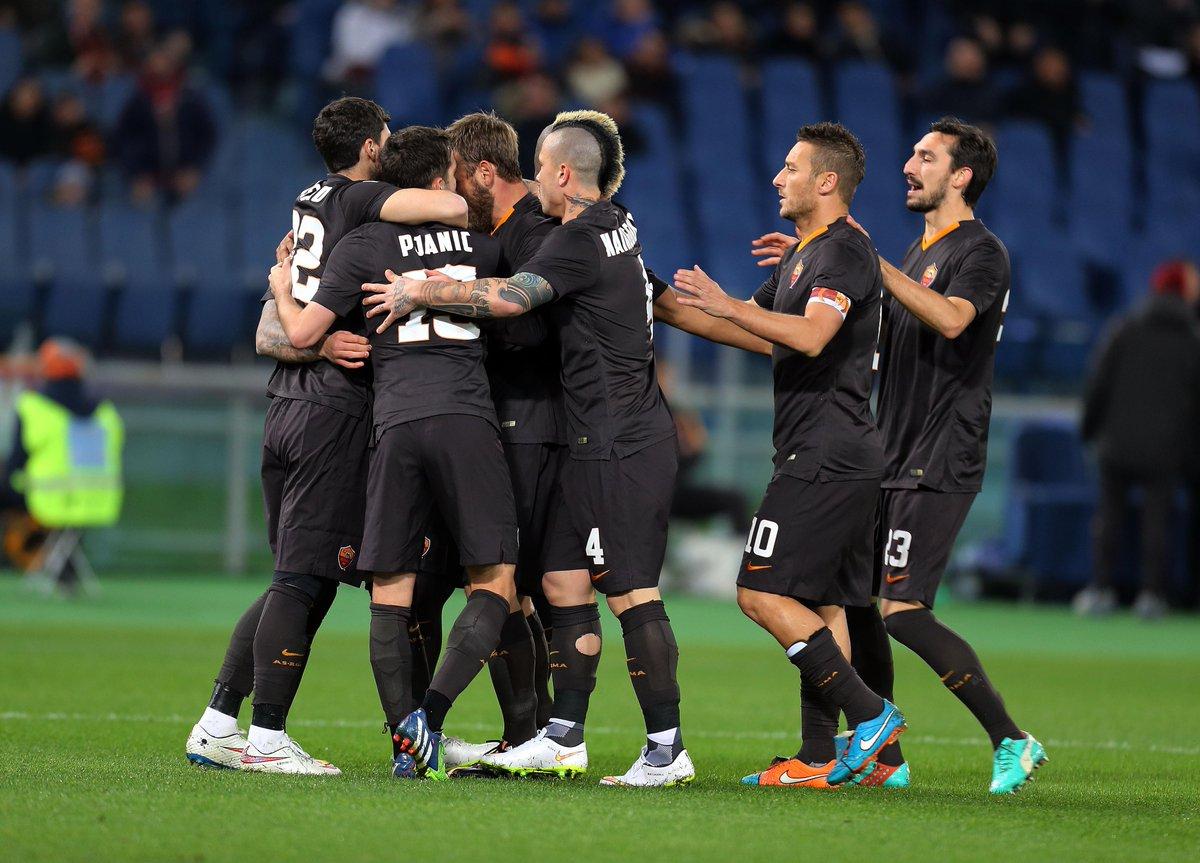 Roma-Empoli Risultato DIRETTA Live Video Gol: Iturbe 1-0
