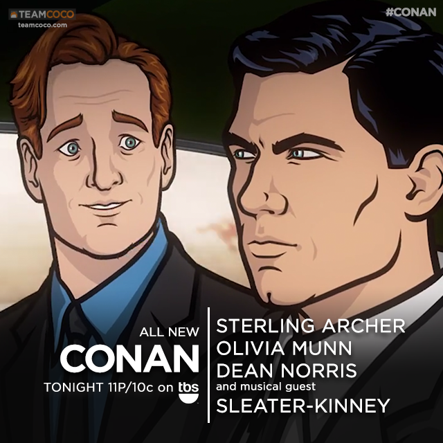 team coco on twitter tonight on conan oliviamunn deanjnorris