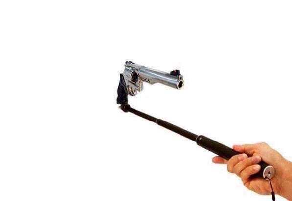 New amazing #Gadget suicide selfie stick. http://t.co/ibLgvK08ZF or it was #DivineIntervention in @argentina Suicide case @NTarnopolsky
