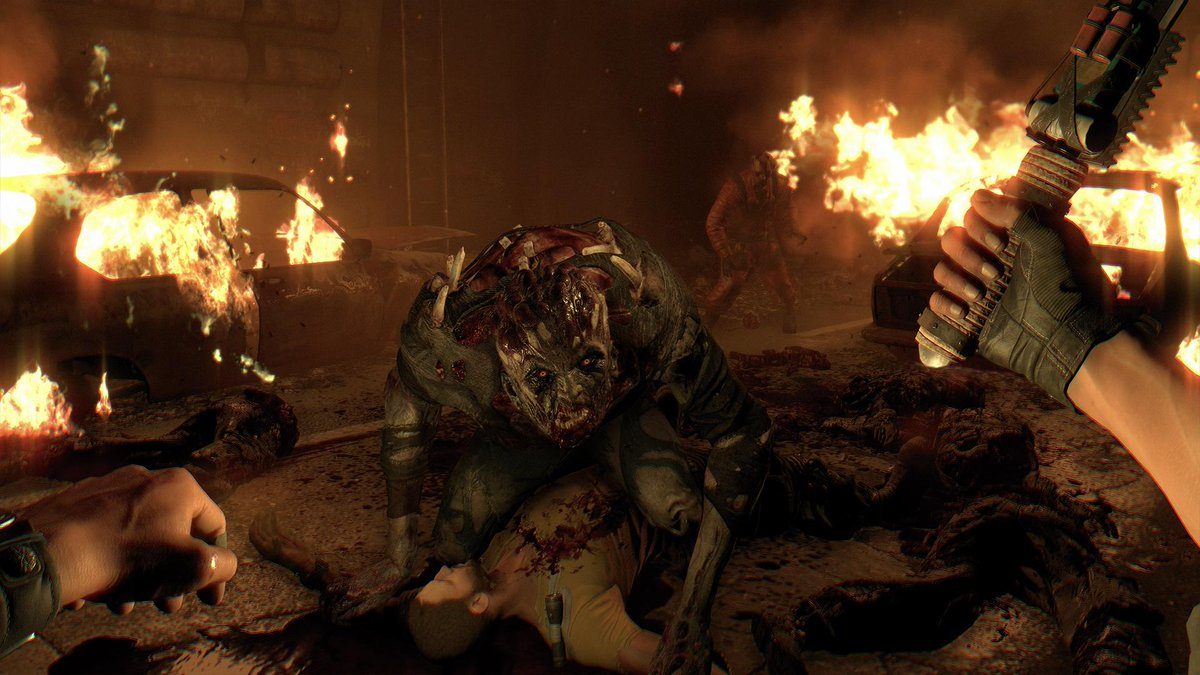 Pre-order #DyingLight to get access to Be The Zombie mode! http://t.co/wsa7VxXGXT  #IChooseZombies http://t.co/dmMioVQMBs