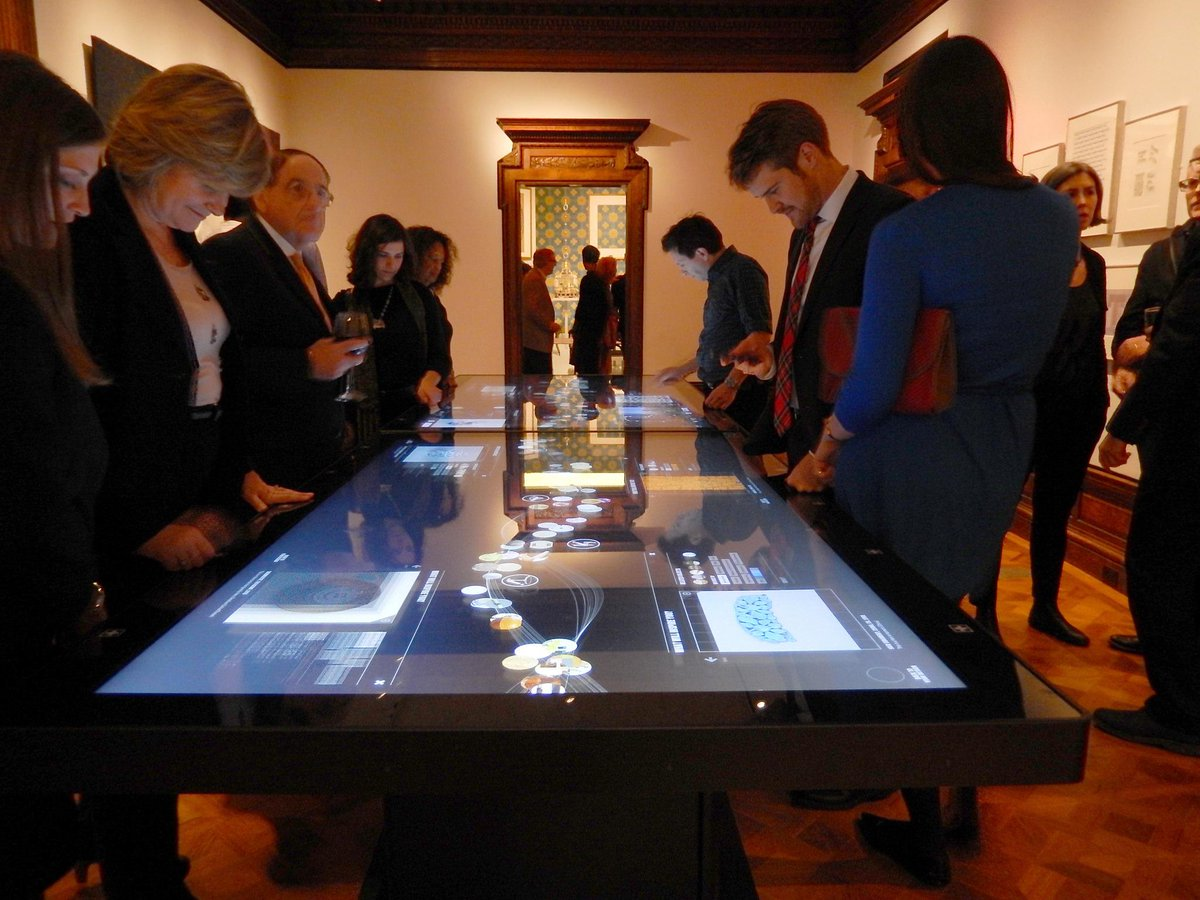 Tweet your pic w/ #multitouch table on #MuseumSelfie Day Wed, 1/21. Here's a fav @cooperhewitt http://t.co/38ohhmhczi http://t.co/9Xwu9zbkdG