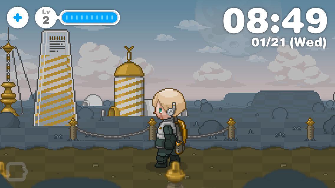 【お知らせ】友人が超素敵なアプリをリリースしました。愛に満ちたドット絵&サウンド。時間に追われるあなたの代わりに冒険してくれるアラーム・プレイング・ゲームです。感涙! #dreeps http://t.co/uVSJ5gR3yz http://t.co/az6ICdnGpT