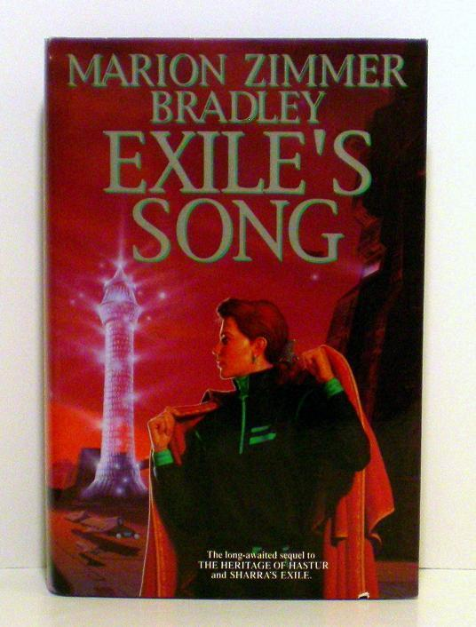 Exile's Song by Marion Zimmer #Bradley Collectors Ed #Darkover  http://www. cindybearsden.com/store.php?sell er=CindyBearsDen&pd=7552966  …  pic.twitter.com/6kz816PumH #books #series