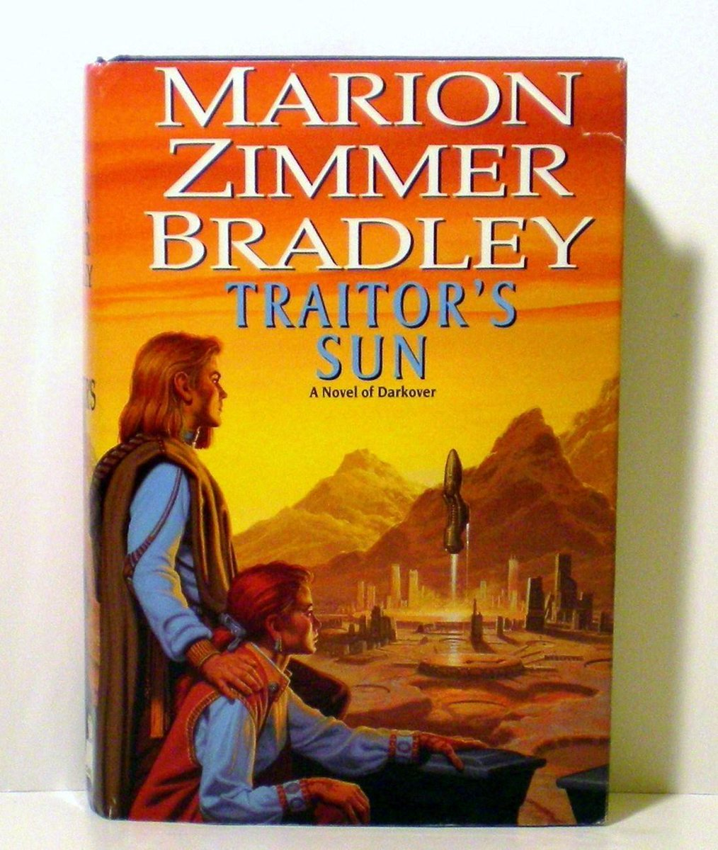 Traitor's Sun by Marion Zimmer #Bradley Collectors Ed #Darkover  http://www. cindybearsden.com/store.php?sell er=CindyBearsDen&pd=7552964  …  pic.twitter.com/fRI7Loj2i9 #book #SciFi #fantasy