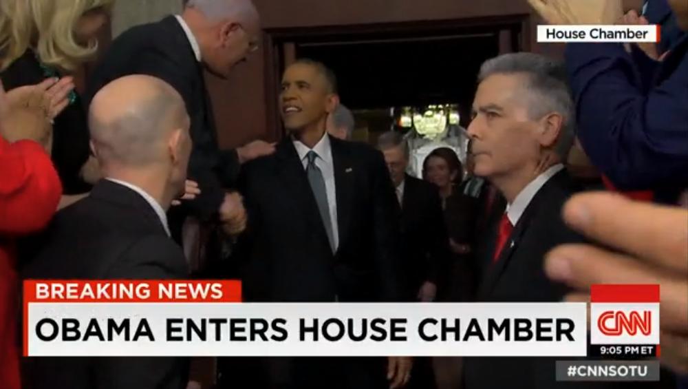 """HuffPost on Twitter: """"""""Mr. Speaker, the President of the United"""