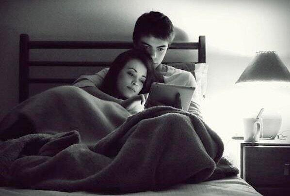 I Want To Cuddle With You Quotes: Watching Movies With Bae