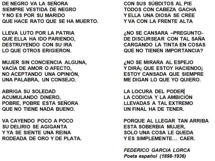Esteban Domecq On Twitter Esto Escribía Federico Garcia