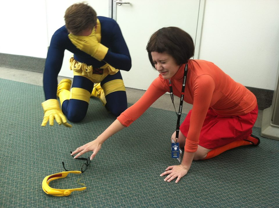 Best Cosplay Team-Up Ever. http://t.co/1vaVJlcWPf