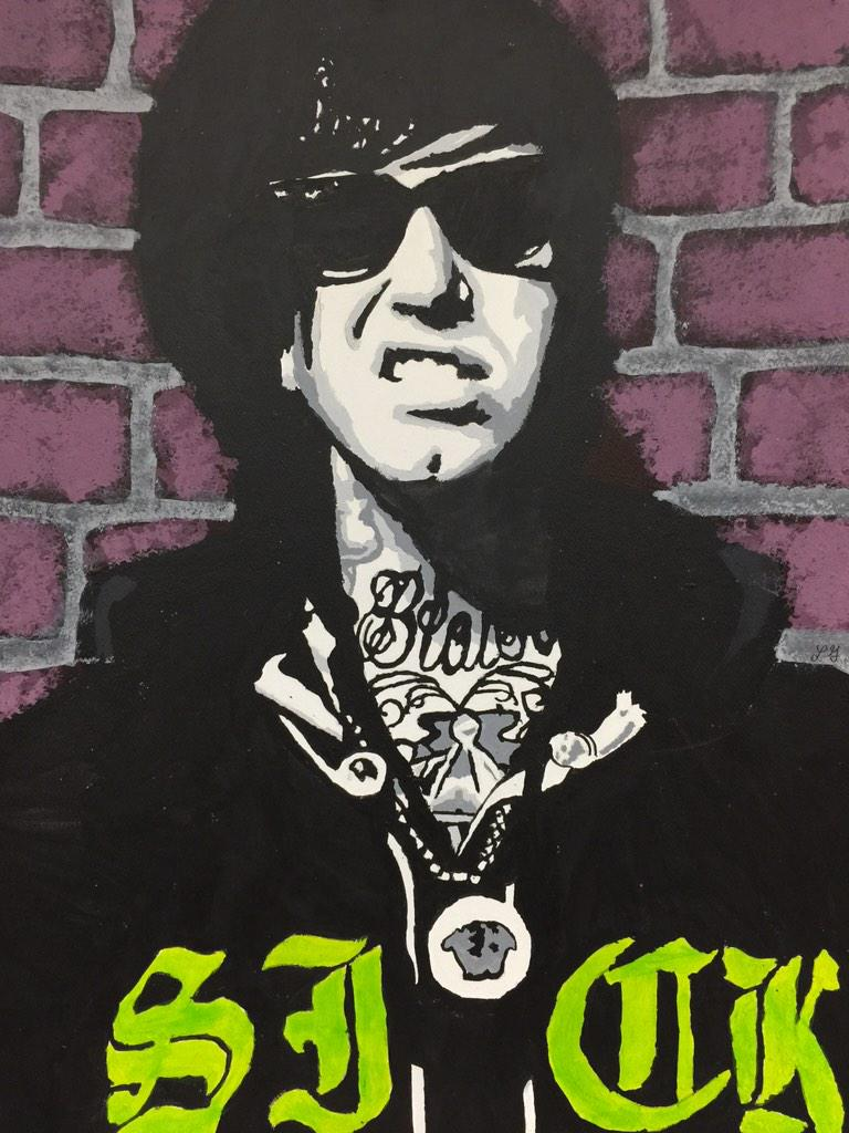 Metal - Magazine cover