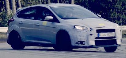 Ford focus 3 rs 2015 kalender