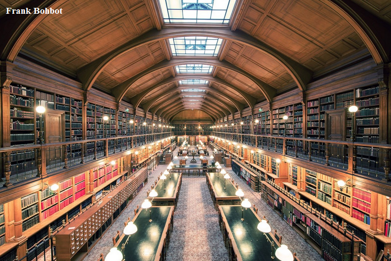 Why Dont I Live In Paris ABC 13 Majestic Libraries From Around The World