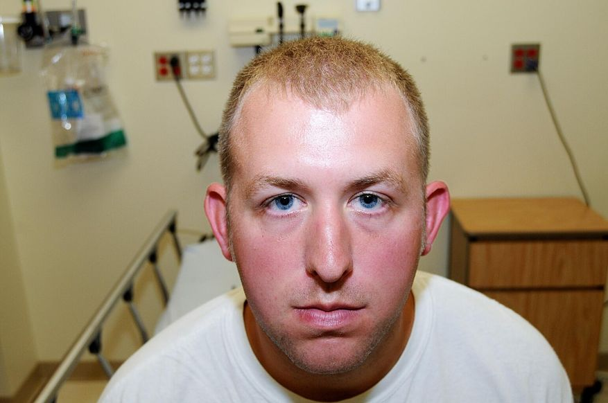 DOJ: No civil fights charges against Darren Wilson in Ferguson