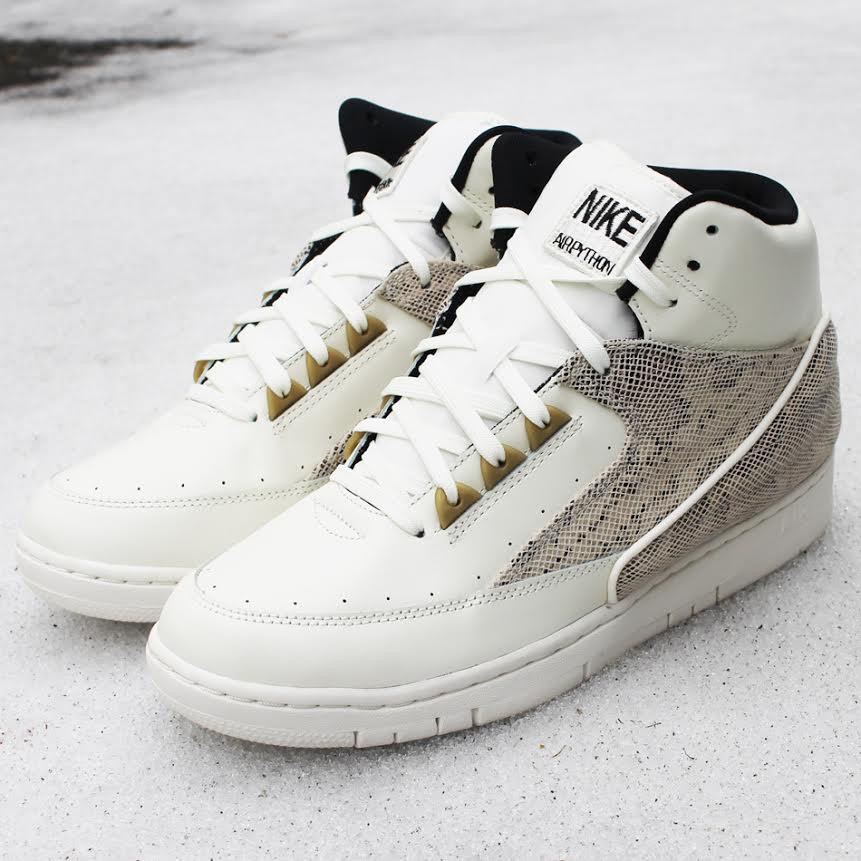 hot sale online 8bab7 732f3 the nike air python sail metallic gold qs is available this week at ruvilla  more photos