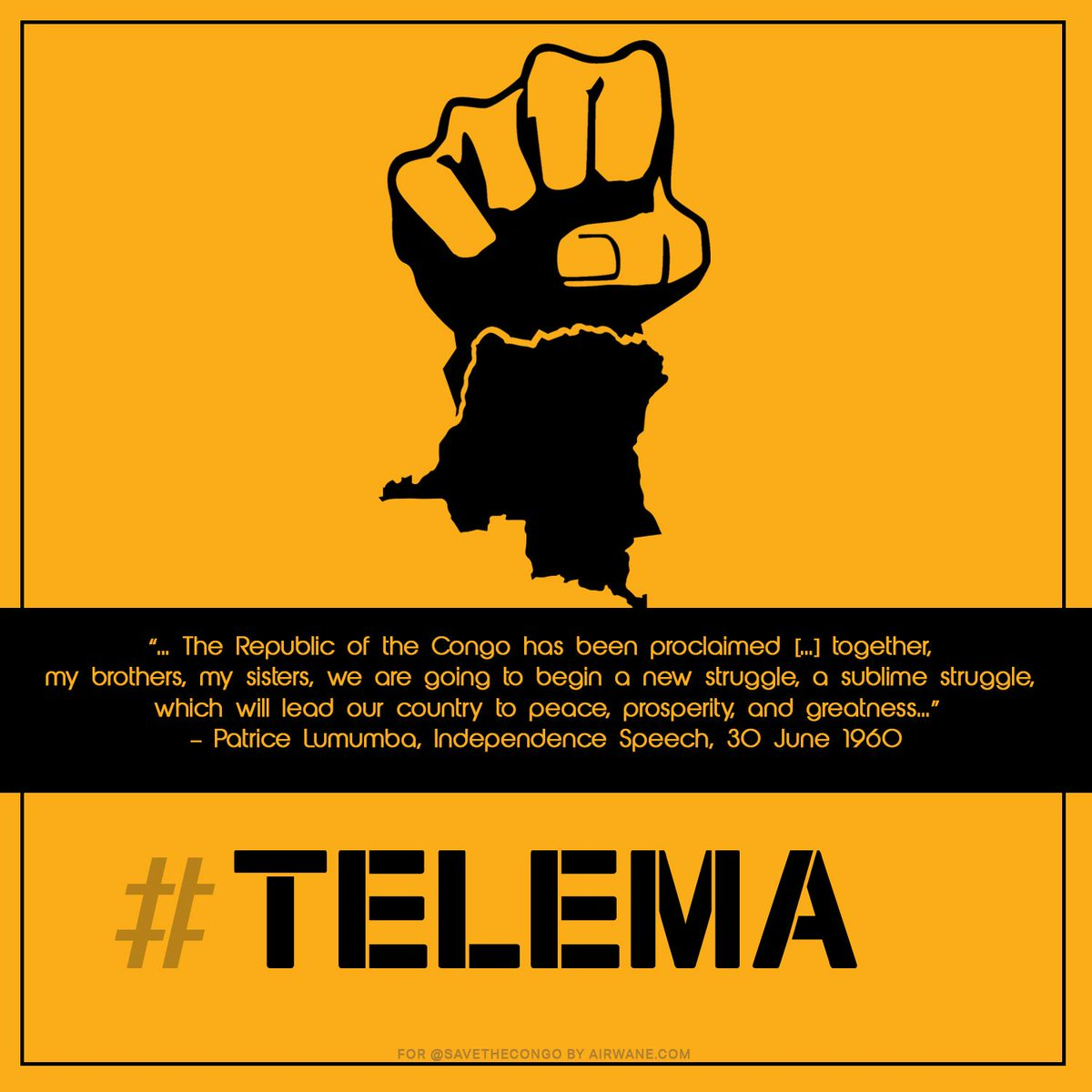 #Congo #RDC #ElokoYaMakasi #Telema http://t.co/7pmZbw7DMq