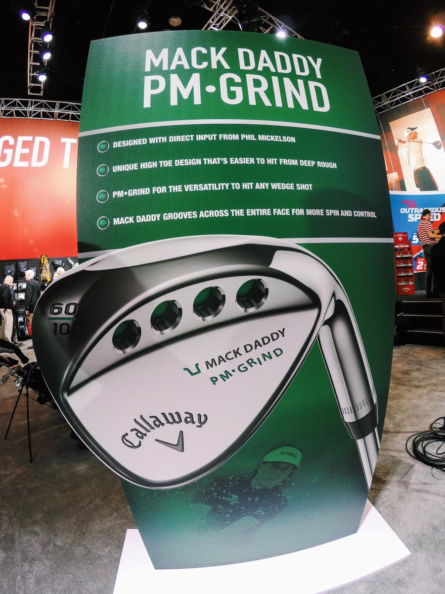 Callaway Golf On Twitter Photos And Details The New Mack Daddy