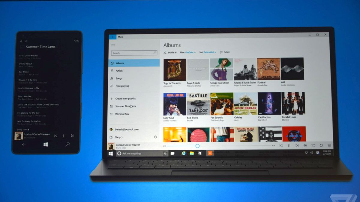 Microsoft announces music collections are coming to OneDrive