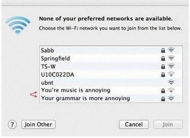 RT @Mededitor: Passive-aggressive neighbor battle, WiFi edition: http://t.co/JO66k2MKrE