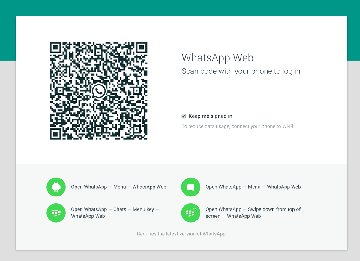 WhatsApp Web - A WhatsApp client for web | Product Hunt