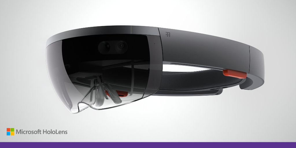 Introducing Microsoft @HoloLens. Transform your world with holograms. Watch the webcast live: http://t.co/wNo7aeNB6c http://t.co/TEPxFWw5yH