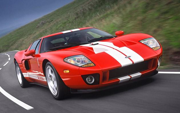 Gearheadhistory On This Day  The Second Generation Ford Gt Makes Its Tv Debut In A Super Bowl Ad Pic Twitter Com Wpsipzdzx
