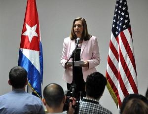 PRESS RELEASE OF THE CUBAN DELEGATION TO THE ROUND OF MIGRATION TALKS BETWEEN CUBA AND THE UNITED STATES.  HAVANA, JANUARY 21, 2015.