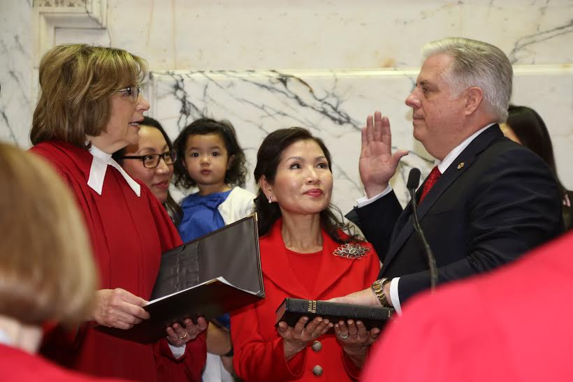 Congratulations to the 62nd Governor of MD, Larry Hogan. Here's to great years ahead of us! #ChangeMD http://t.co/wFI2TQQBGP