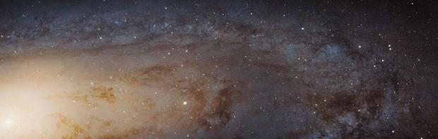 Telescópio Hubble faz a maior e mais nítida foto da Galáxia de Andrômeda http://t.co/P9jcciU3I3 #G1 http://t.co/Y3e0nBMXwx