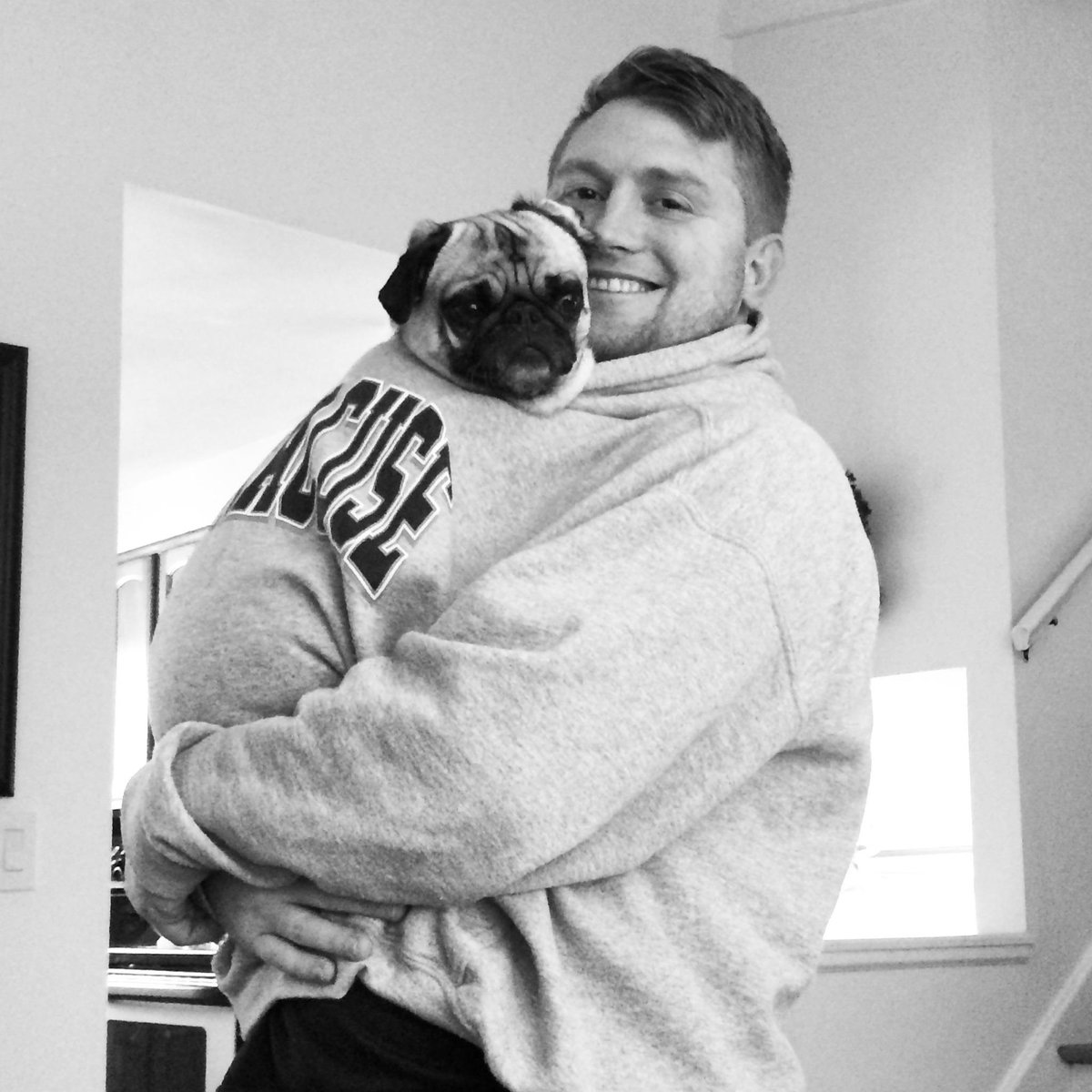 Hey #cf122 ! I'm Jake and I enjoy gardening, cooking, nature, and I am a little obsessed with my Pug Bella! #nifkin http://t.co/Zgoy6tCG6A