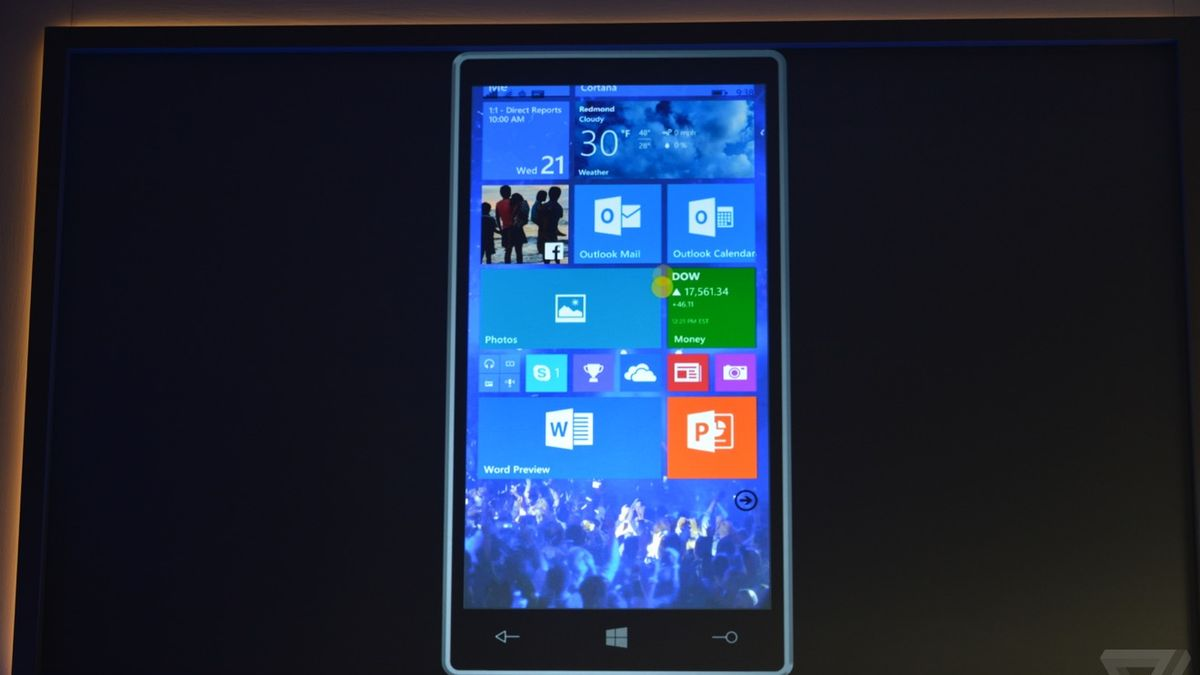 Microsoft has finally stopped using the name Windows Phone