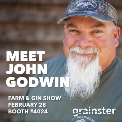 The @grainsters will have @GodwintheWalrus from Duck Dynasty at the @farmandginshow in Memphis on Feb 28. Booth 4024. http://t.co/LeBL937inz