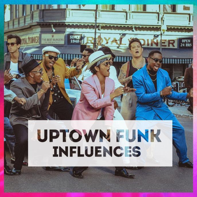 """マーク・ロンソン & ブルーノ・マーズ """"Uptown Funk"""" の元ネタ(と思われる曲)10選 http://t.co/DqQdE7HsBp ワン・ウェイの """"Let's Talk"""" はガチ! http://t.co/OZeO2oKABk"""