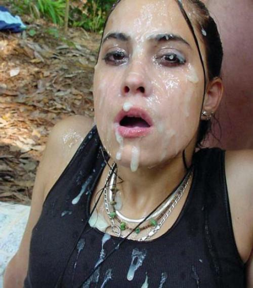 Gypsy girl sucking his cock 5