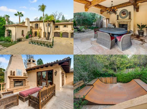 Complex On Twitter Here S A Look Inside Mileycyrus 5 9 Million L A Home That S On The Market Http T Co 6wjg52ltbd Http T Co Vyd3lemv2q