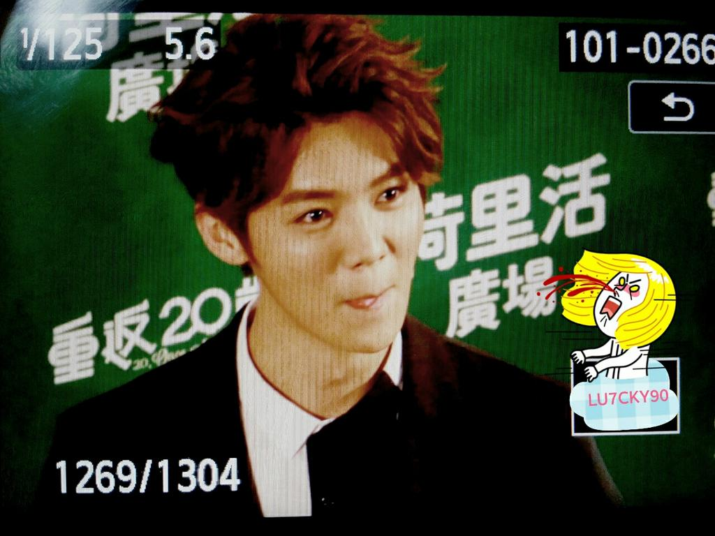 """[PREVIEW] 150122 """"Back to 20 (Miss Granny)"""" Press Conference in Hong Kong [60P] B784kN1CMAAvePt"""