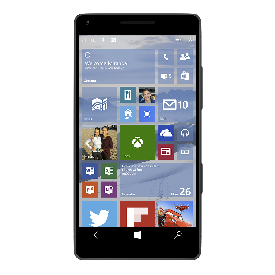 Microsoft officially announces Windows 10 for phones - http://t.co/XvNgVYe8jH http://t.co/HUCBm03fKX