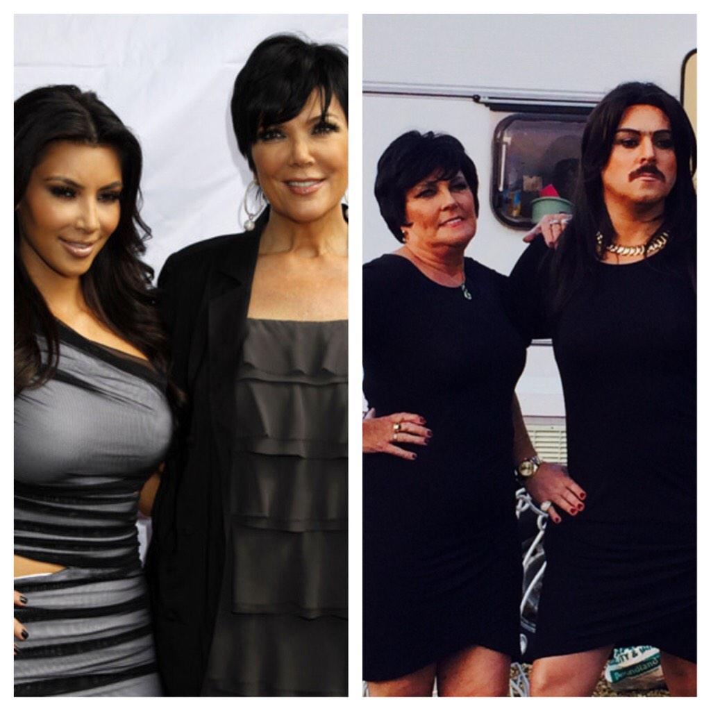 #thekardasians The likeness is incredible! http://t.co/O84ZIinnKe