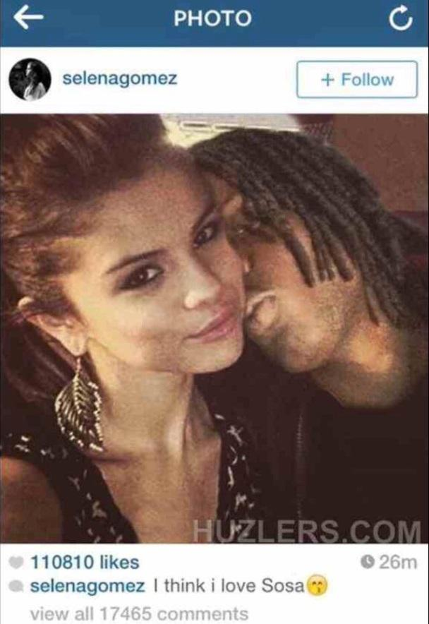 Selena Gomez Mtvnews Do You Think Selena Gomez And Chief Keef