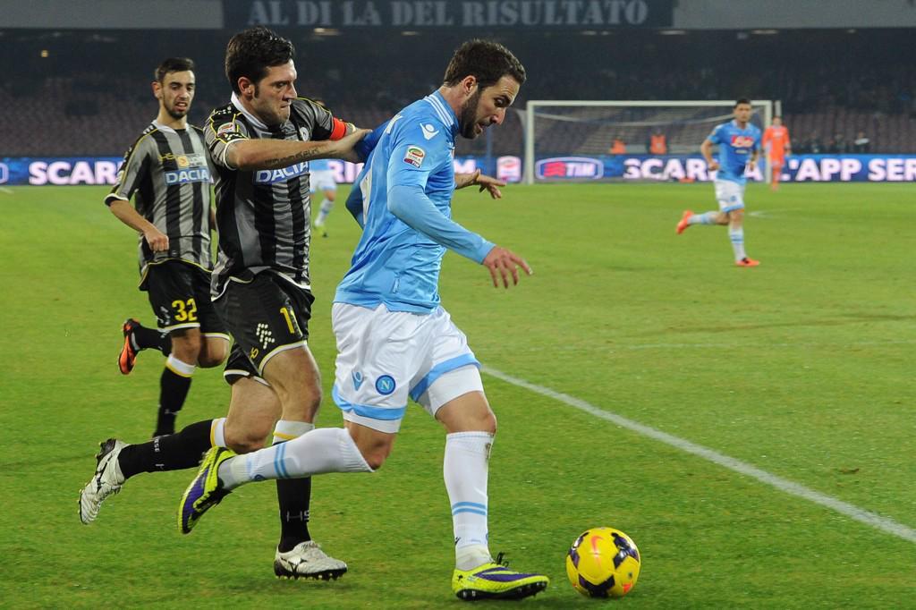 Coppa Italia: NAPOLI-UDINESE, diretta tv streaming su Rai 2