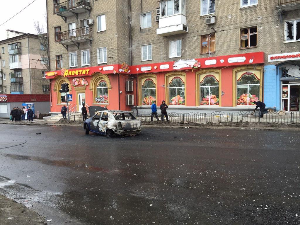 На остановке в Донецке погибли не менее семи человек, - ОБСЕ - Цензор.НЕТ 5281