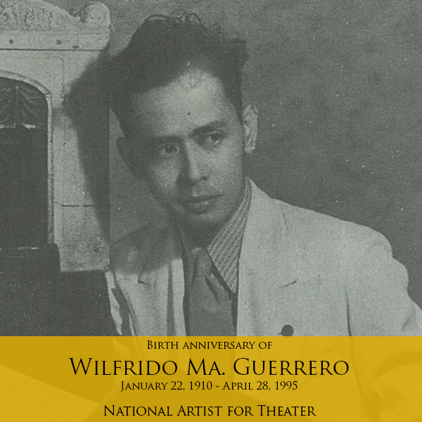 forever by wilfrido ma guerrero It was there that playwright wilfrido ma guerrero discovered her acting prowess he immediately cast her in his play 'forever,' giving her 24 hours to learn the.
