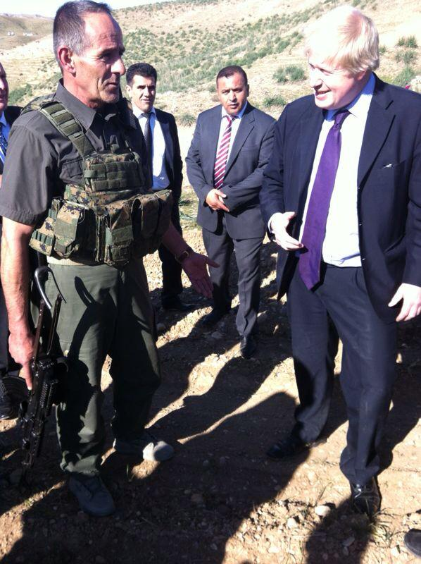 UK forces training & support vital in #Peshmerga fight against ISIL - all this helps protect London #KurdistanRegion http://t.co/l28C7ifIJ6